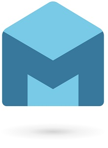 Letter M house icon design template elements